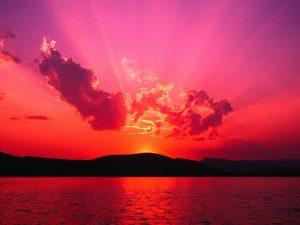 Rosso                                                                                                                                                                                                                 Rosso di sera . . . . .